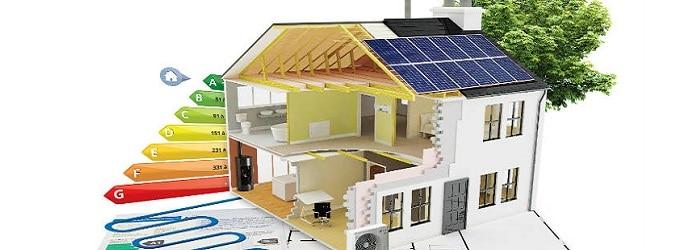 Travaux de rénovation énergétique - transition écologique.