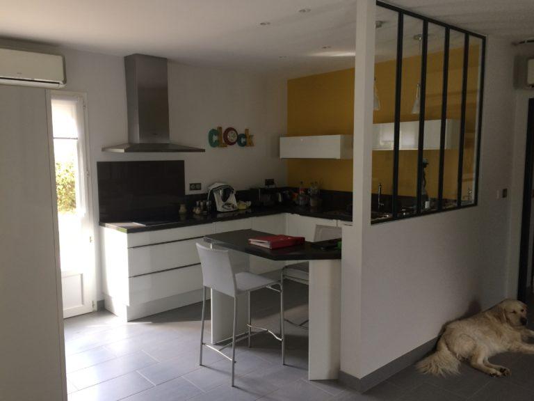 Rénovation de maison à Mauzé-sur-le-Mignon (79)