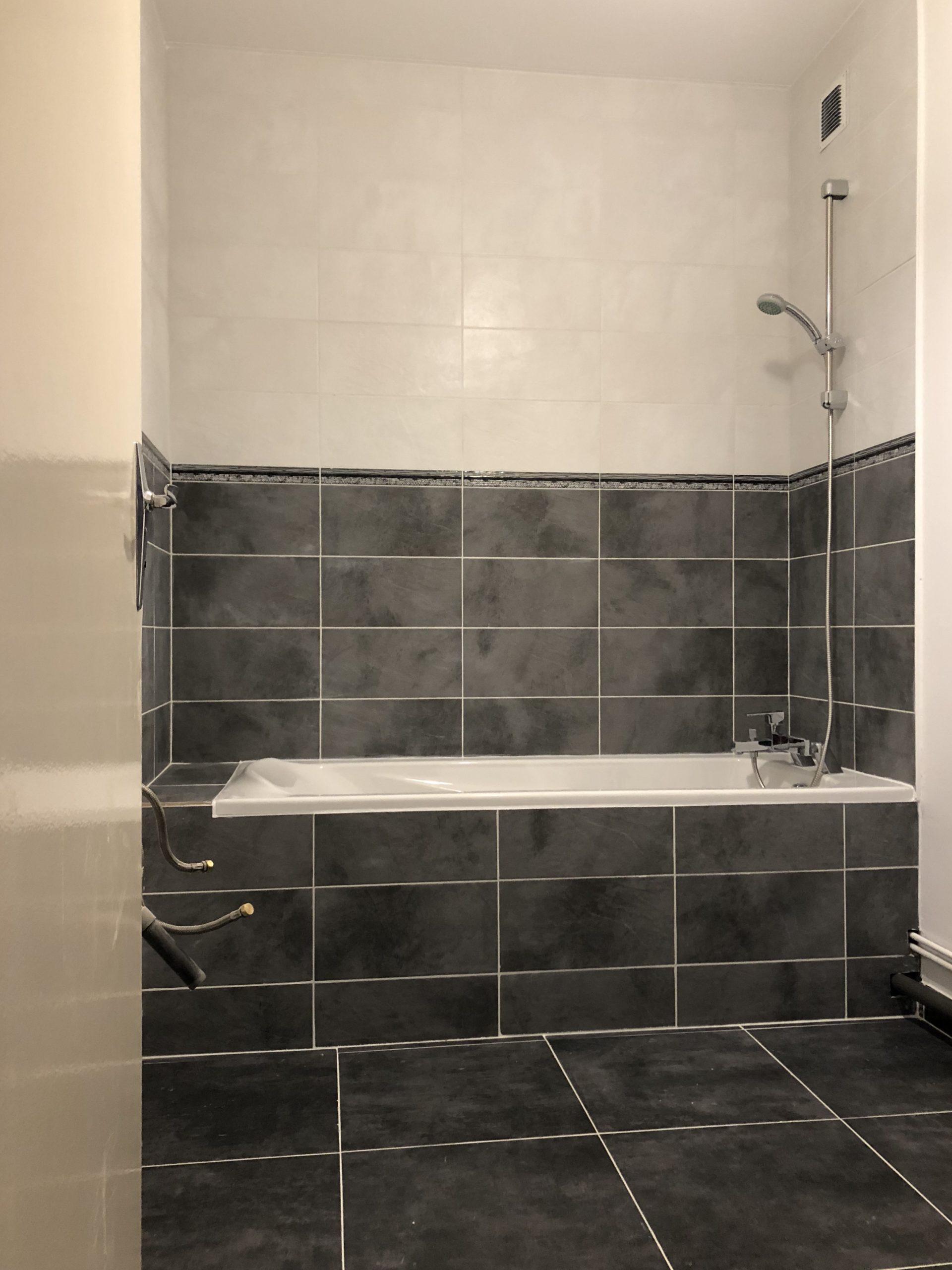 Rénovation de salle de bain à Villeurbanne (69)