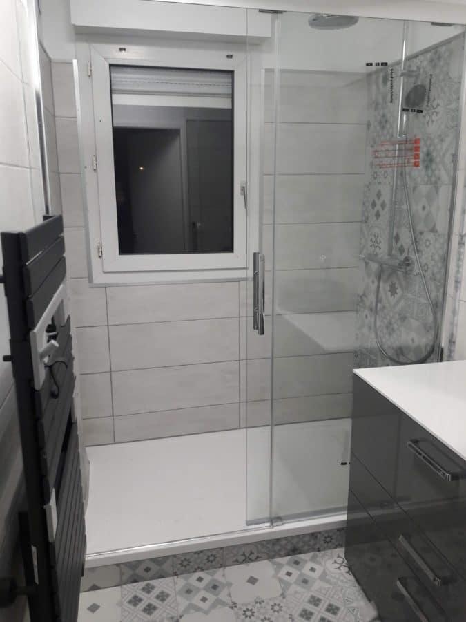 Rénovation de salle de bain à Roubaix