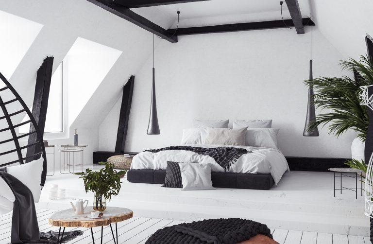Dossier décoration : quelles couleurs dans la chambre ?