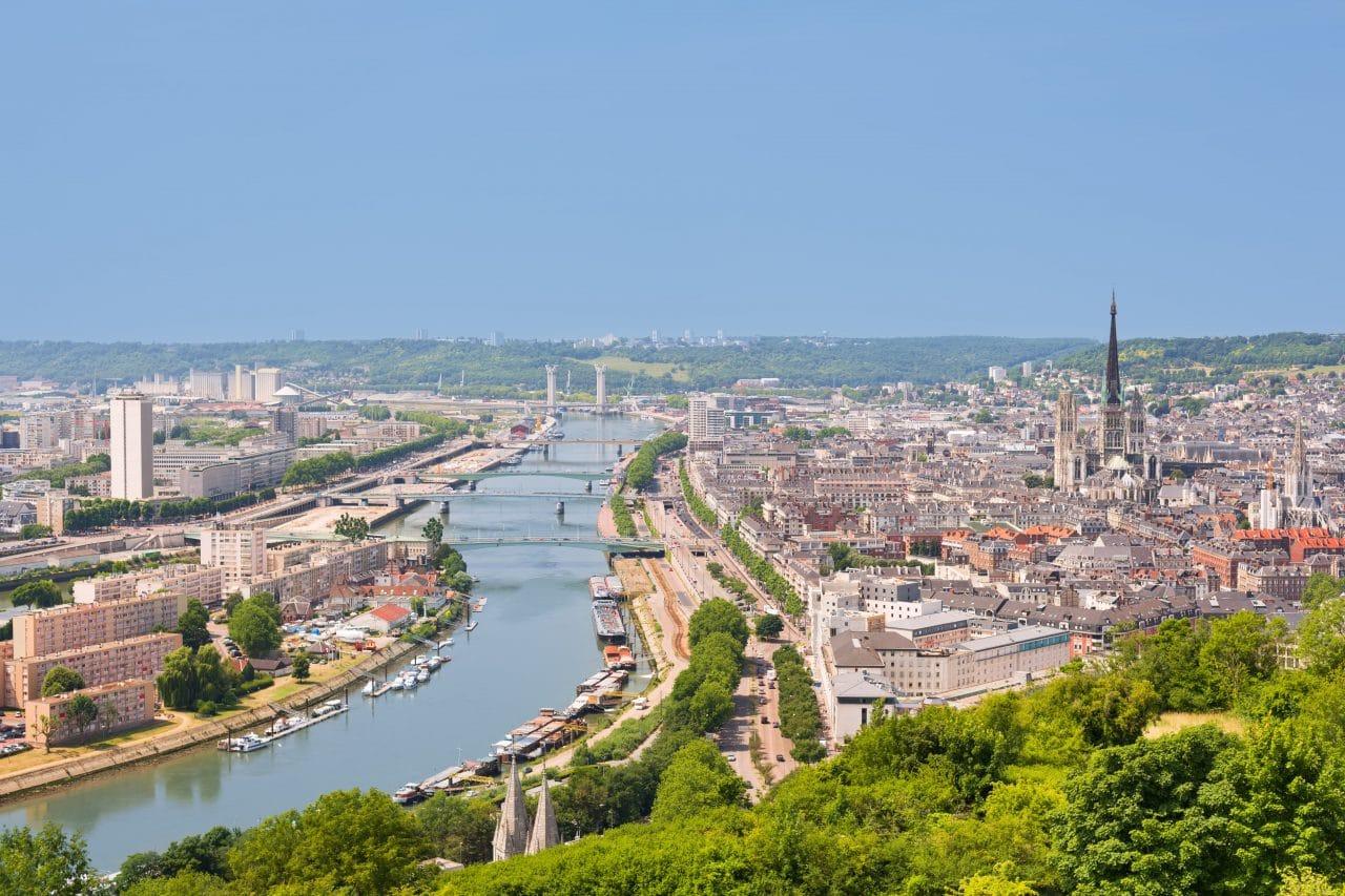 Agence illiCO travaux Rouen