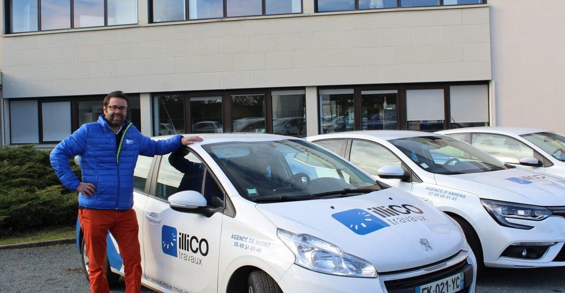 illiCO travaux compte une nouvelle agence à Rouen