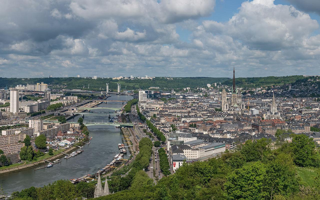 illiCO travaux Rouen