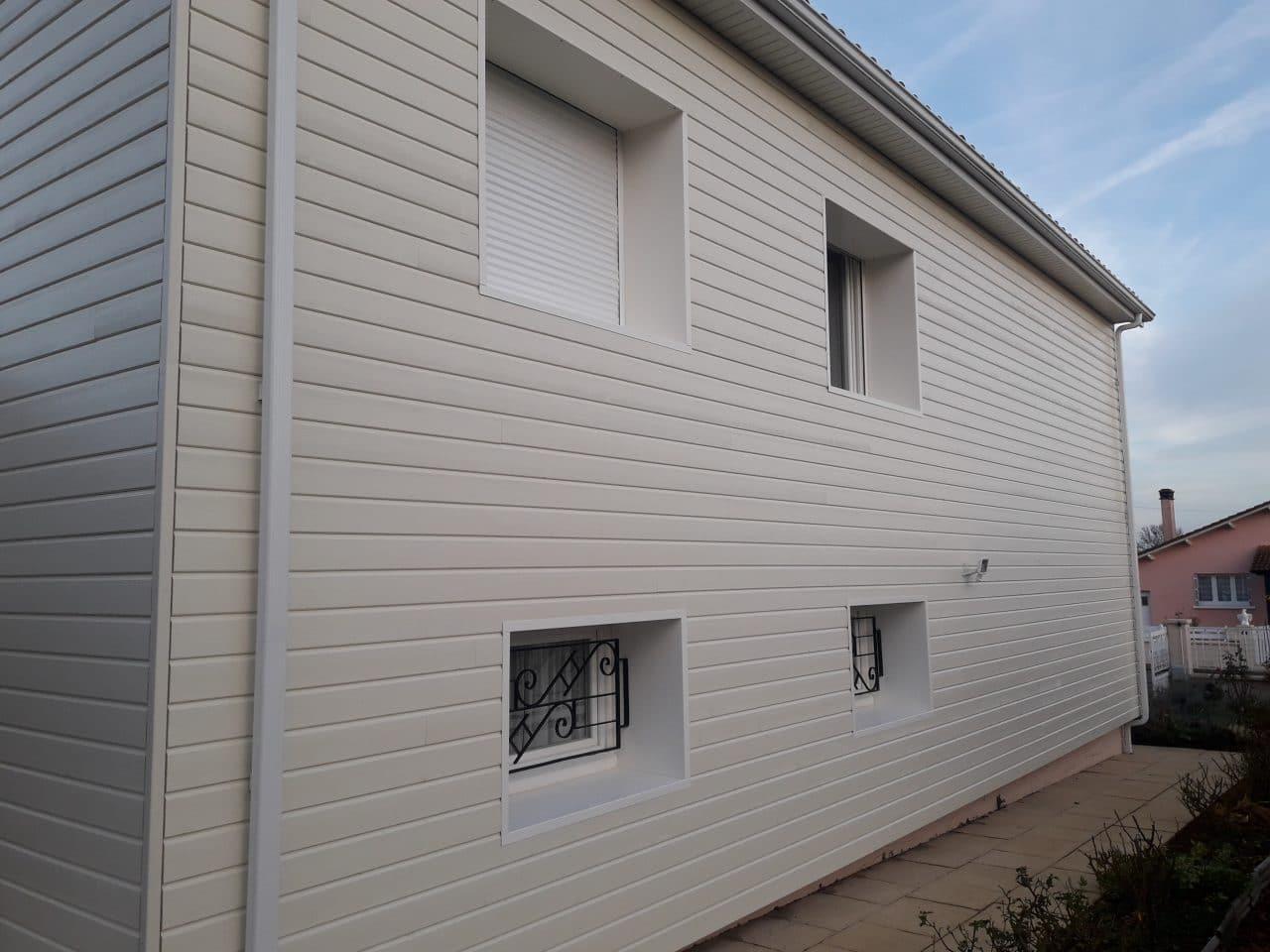 isolation thermique par l'extérieur à Saint Léger de la Martinière