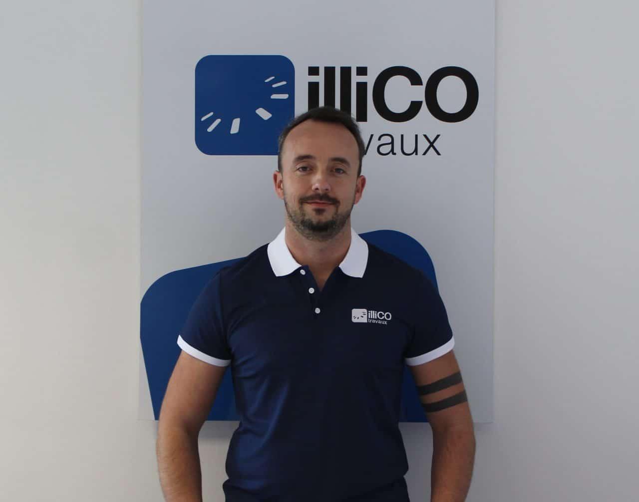 Julien Quarantes responsable illiCO travaux Amiens