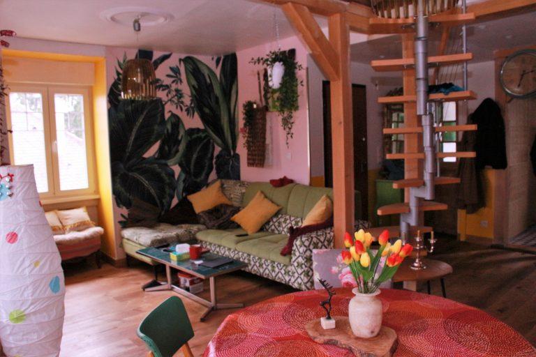 Rénovation d'un appartement à Strasbourg Meinau (67)