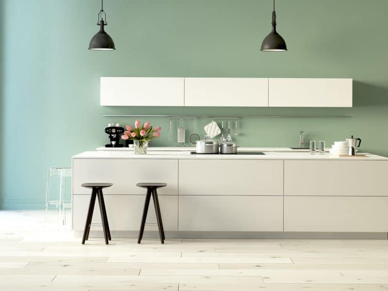 quelles couleurs dans la cuisine ?