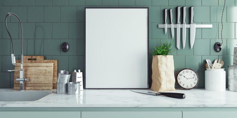 Dossier décoration : quelles couleurs dans la cuisine ?