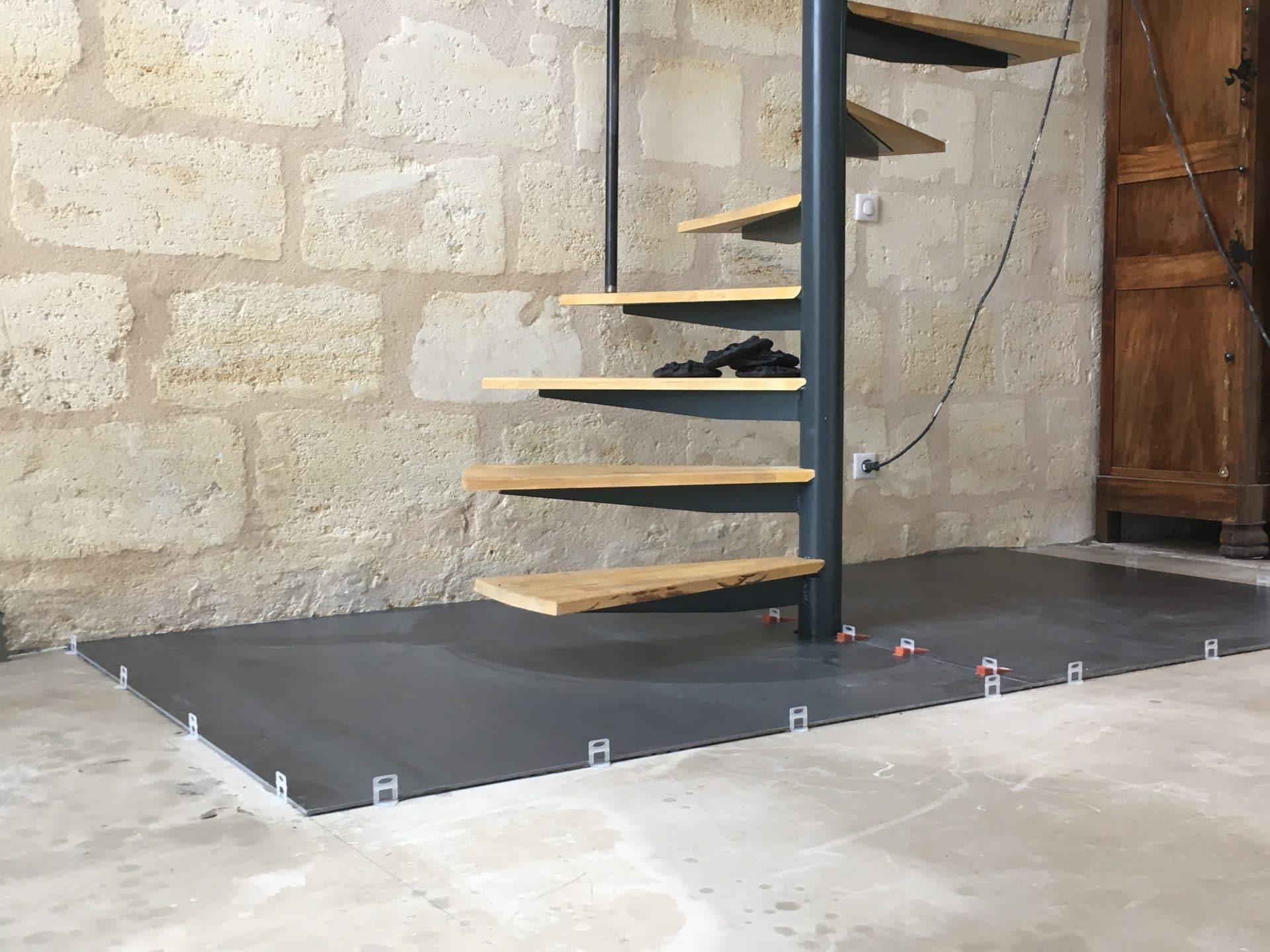 Rénovation d'une maison à Bordeaux (33)