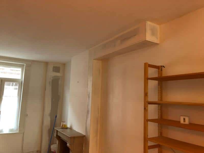 Rénovation de maison à Lille (59)