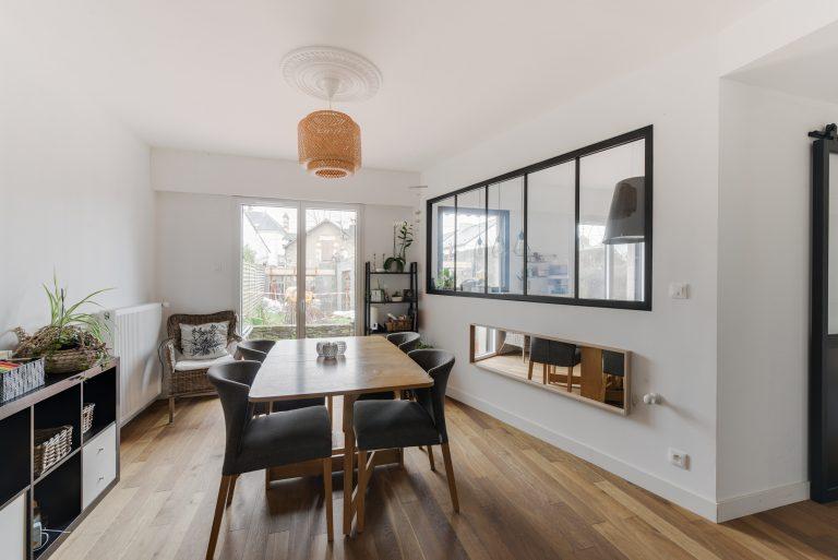 Rénovation de maison à Nantes (44)