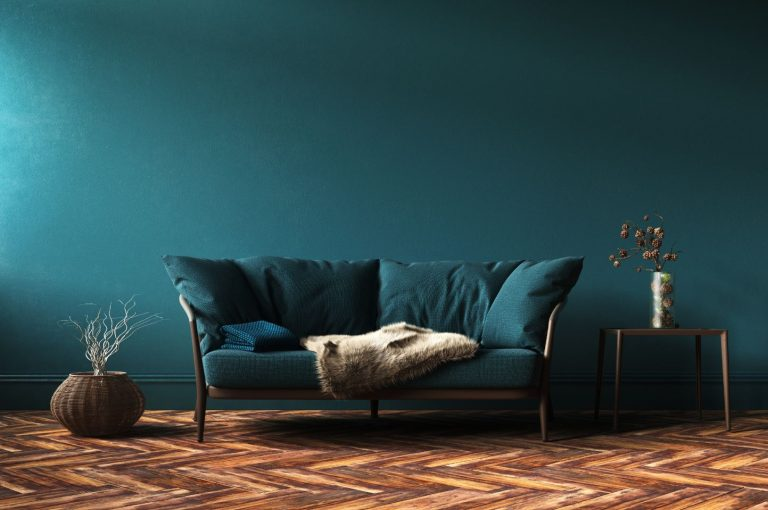 Dossier décoration : quelles couleurs dans le salon ?