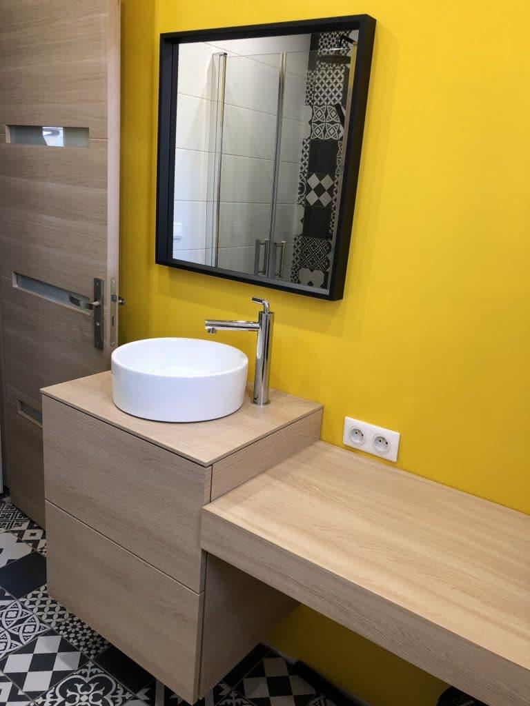 Rénovation de salle de bain à La Roche sur Yon (85)