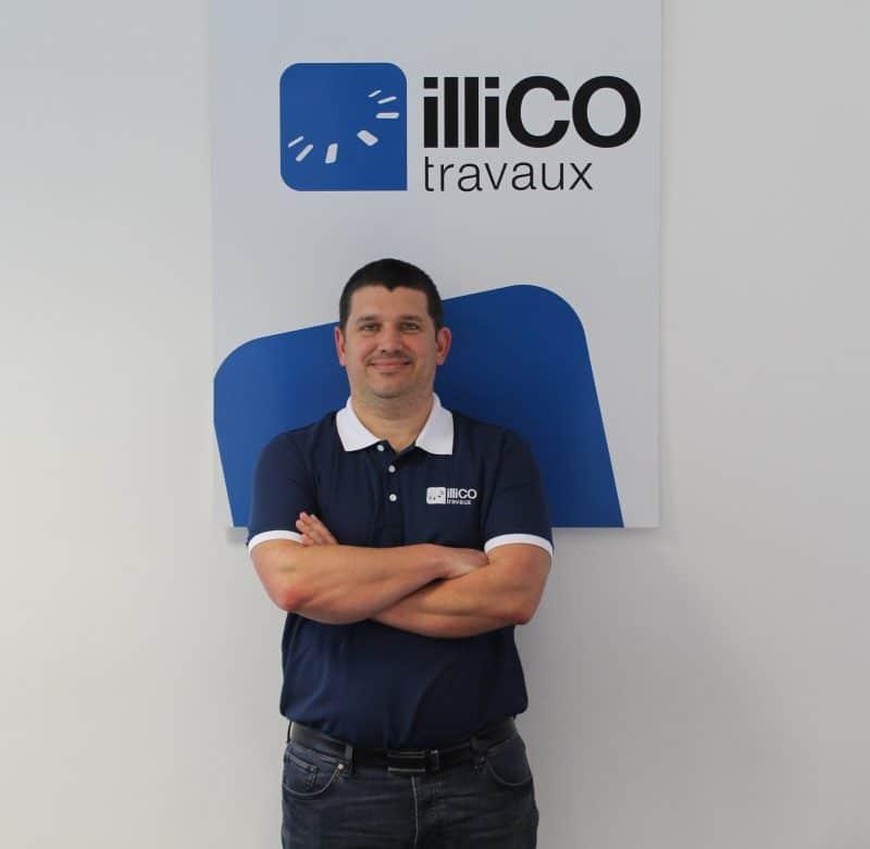 NICOLAS CRULLI responsable d'agence à Nice Nord (06)