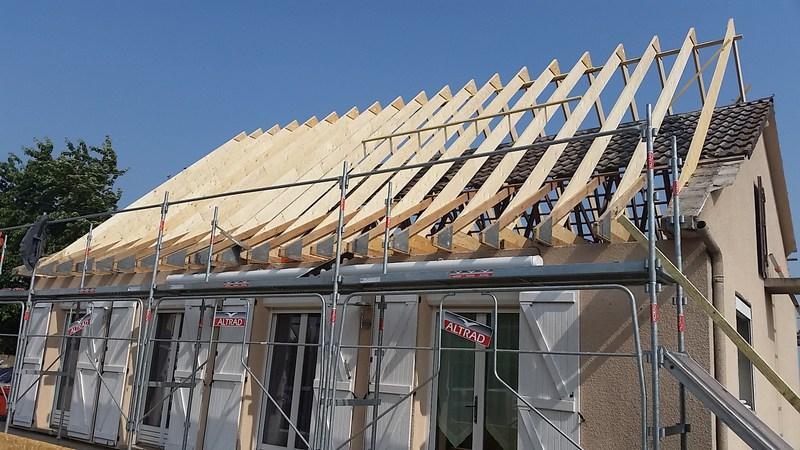 Tout savoir sur l'élévation de toiture