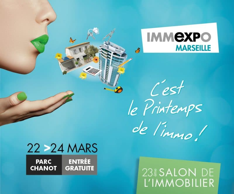 Salon IMMEXPO Marseille