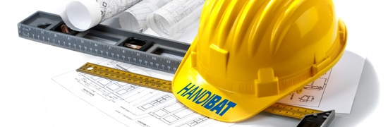 Label Handibat - illiCO travaux
