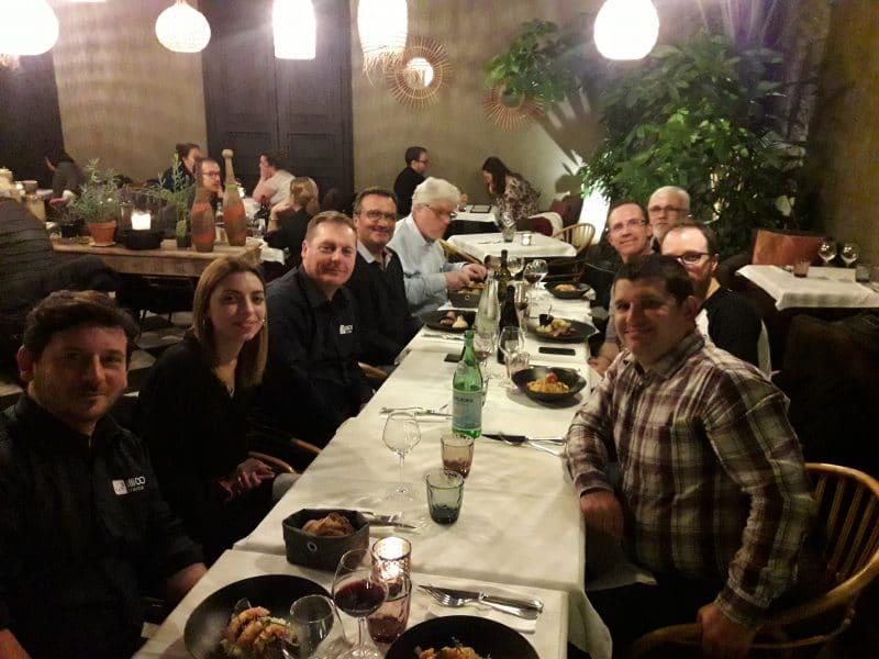 ambassadeurs illiCO travaux restaurant
