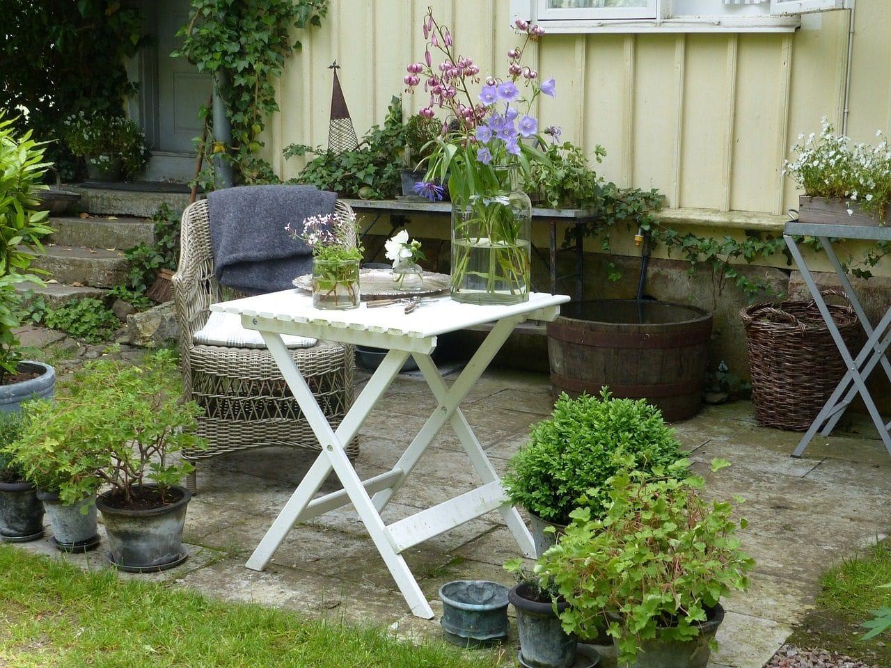 Aménagement jardin par paysagiste