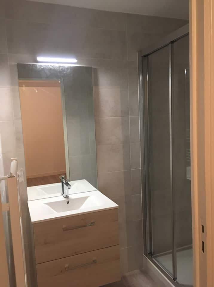 Rénovation d'appartements en vue de leur location à Locminé (56)