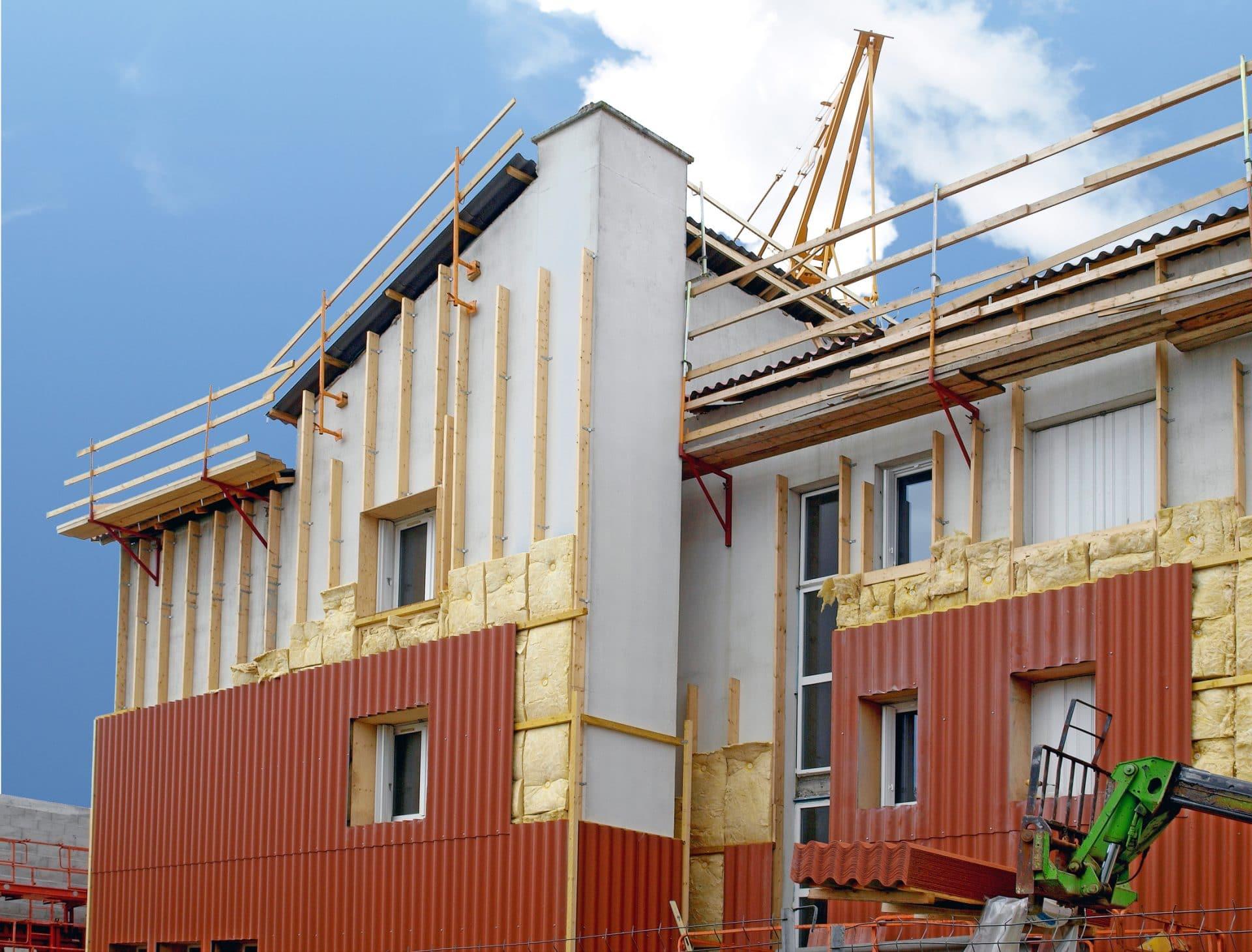 Rénovation de façade : permis de construire ou pas ?