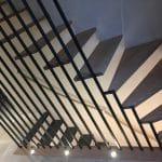 rénovation de maison à Nantes escalier aérien