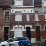 rénovation de maison à Ronchin extérieur
