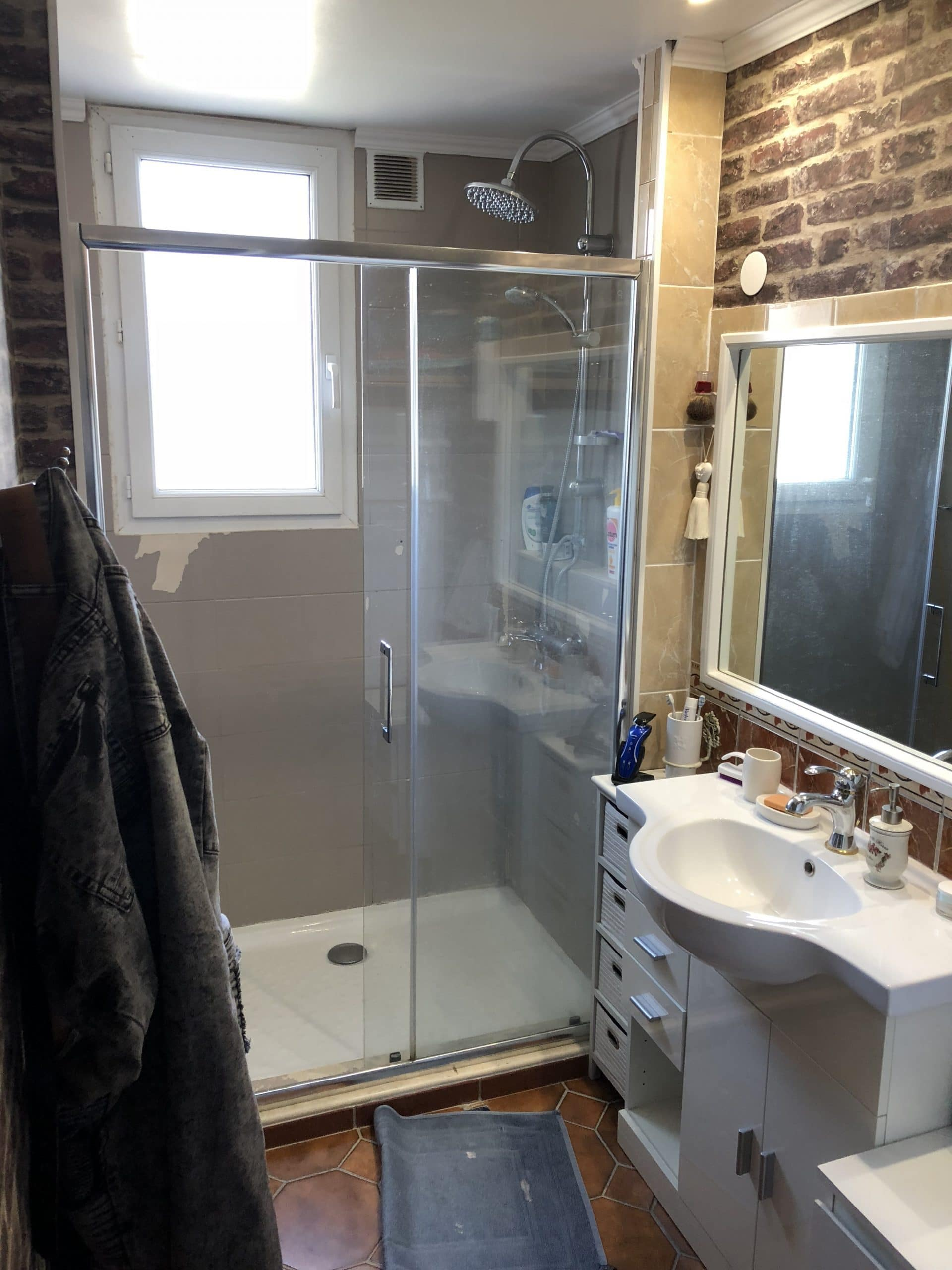 Rénovation salle de bain à Grenoble (38)