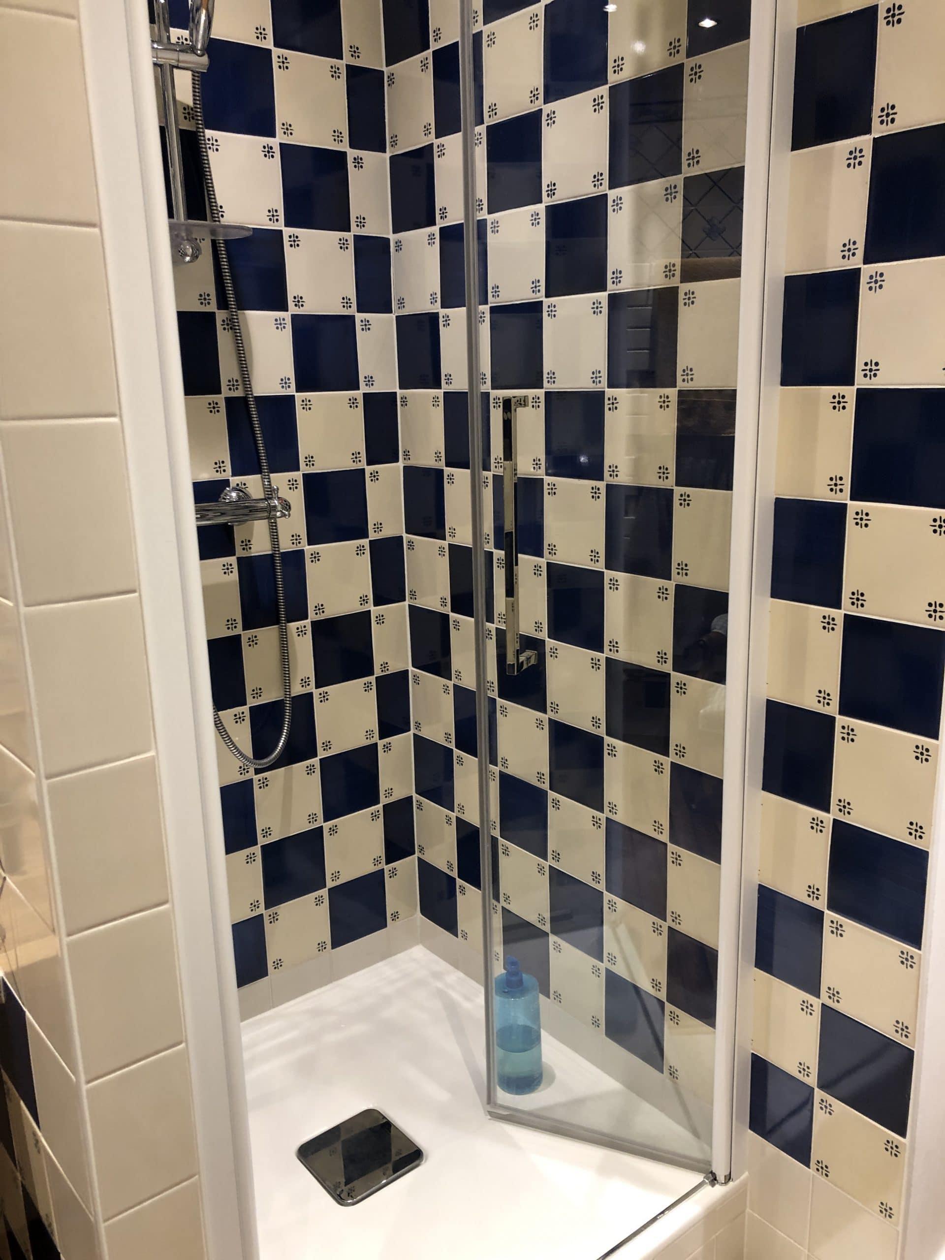 Rénovation de salle de bain à Grenoble (38)
