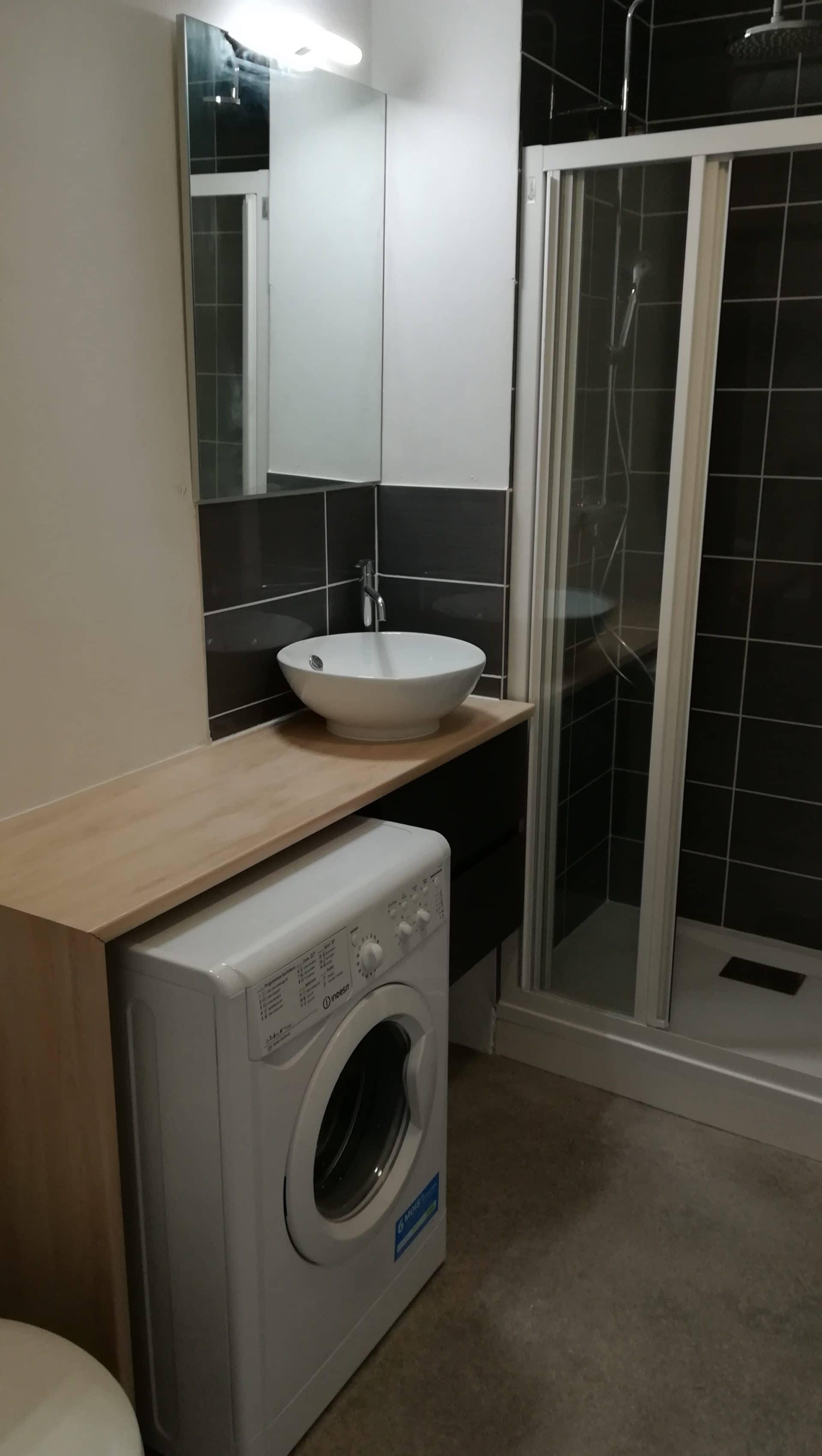 Rénovation d'une salle de bain à Lille - Rénovation intérieure
