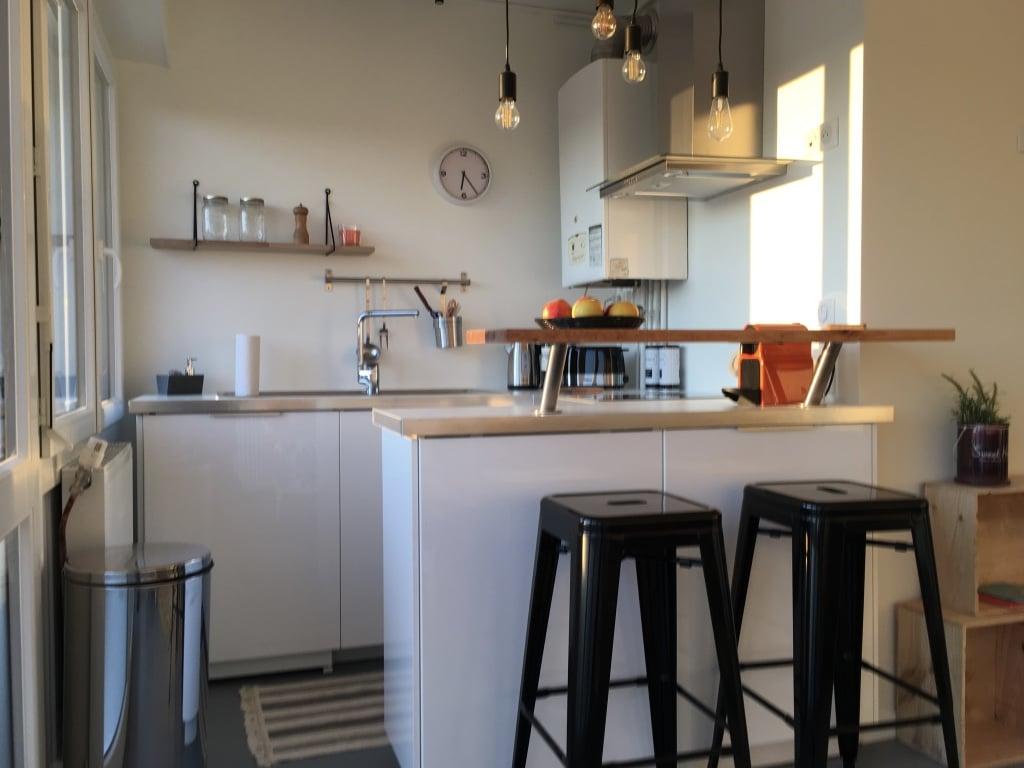 Comment Habiller Un Bar De Cuisine rénovation cuisine pour maison et appartement [guide