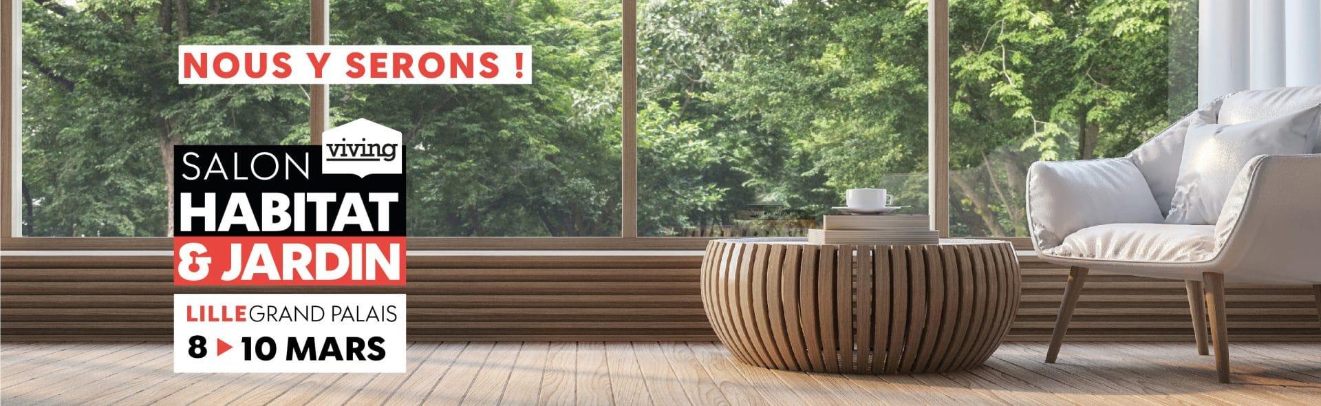 illiCO travaux Lille au Salon Habitat & Jardin Viving Lille 2019