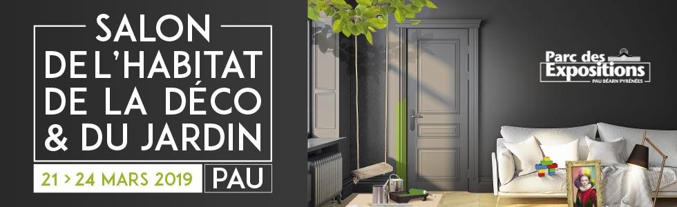 illiCO travaux Pau présent au Salon de l'Habitat, de la Déco & du Jardin de Pau