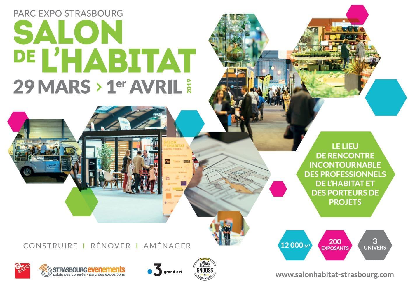 Discutez avec illiCO travaux au Salon de l'Habitat de Strasbourg 2019