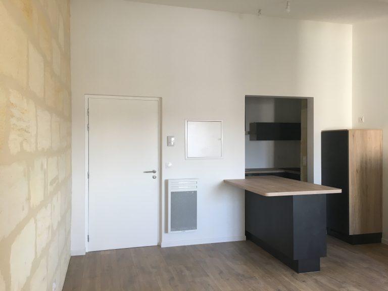Rénovation d'un appartement à Bordeaux (33)