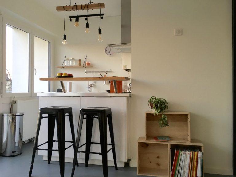 Rénovation d'un studio en vue de sa location dans l'Est de Bordeaux (33)