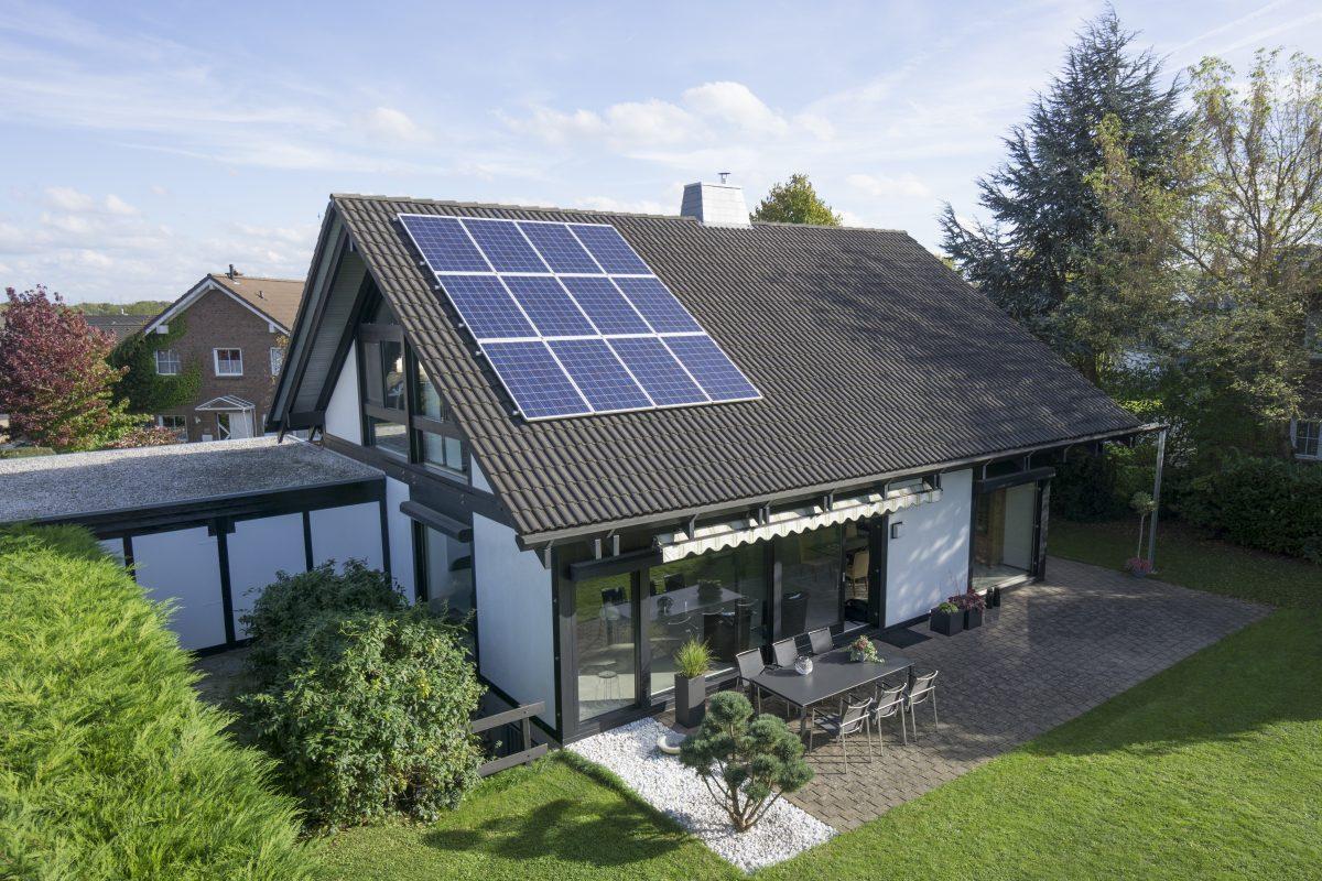 maison respectueuse de l'environnement