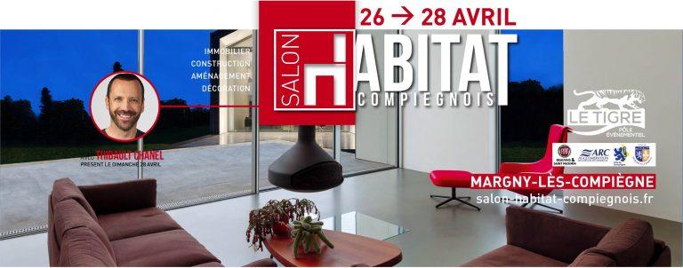 illiCO travaux Compiègne présent au Salon de l'Habitat Compiègnois