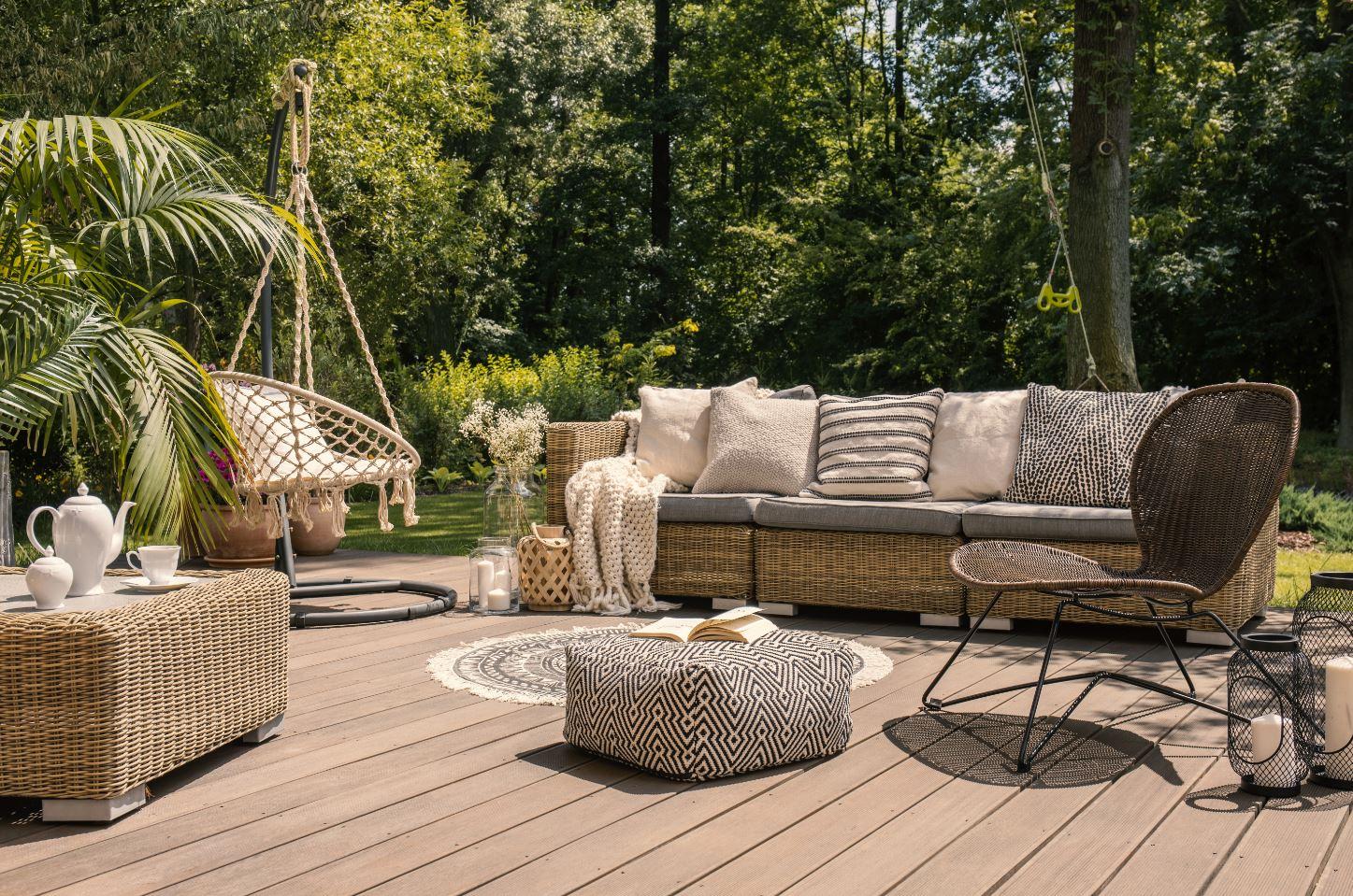 Quel revêtement de sol pour votre terrasse ?