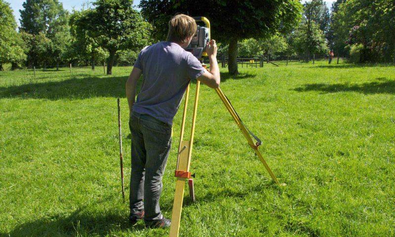 bornage terrain géomètre expert