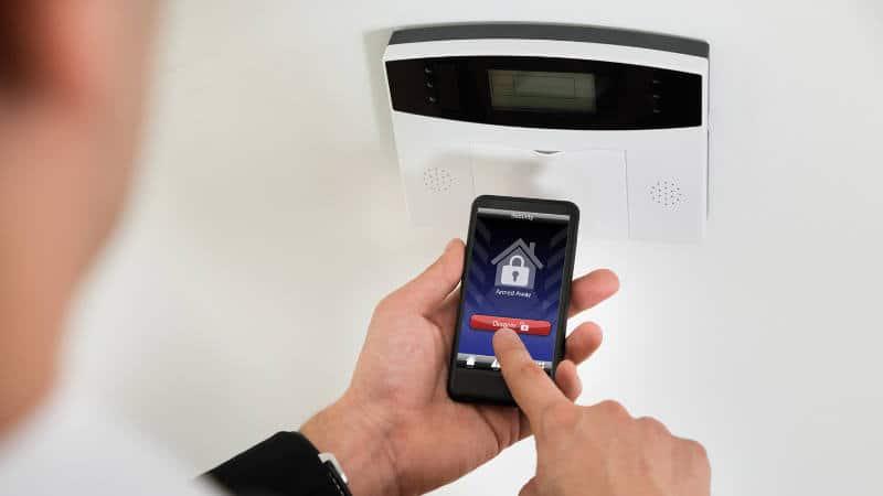 la sécurité dans votre maison avec la domotique