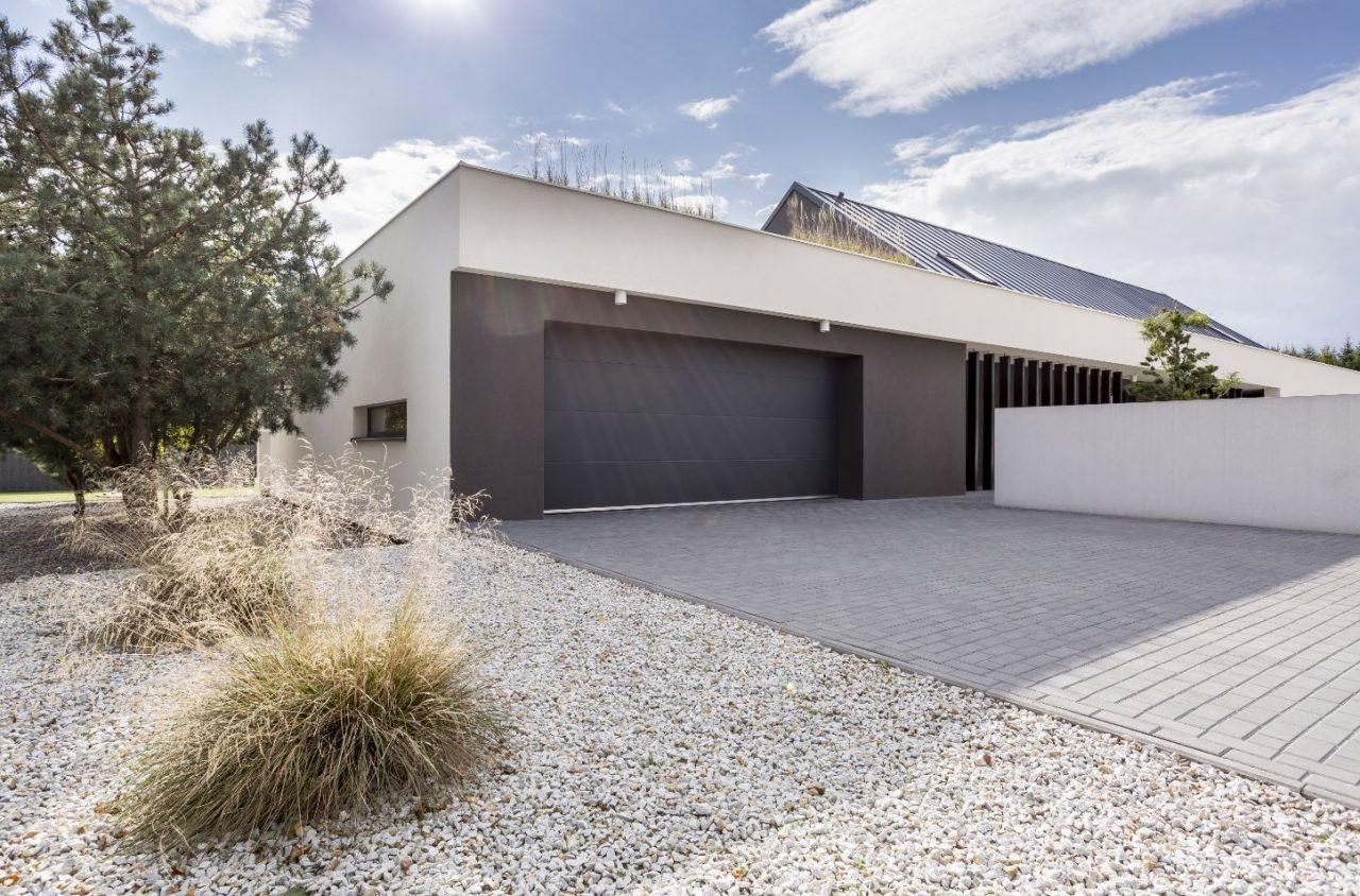 extension maison avec double garage