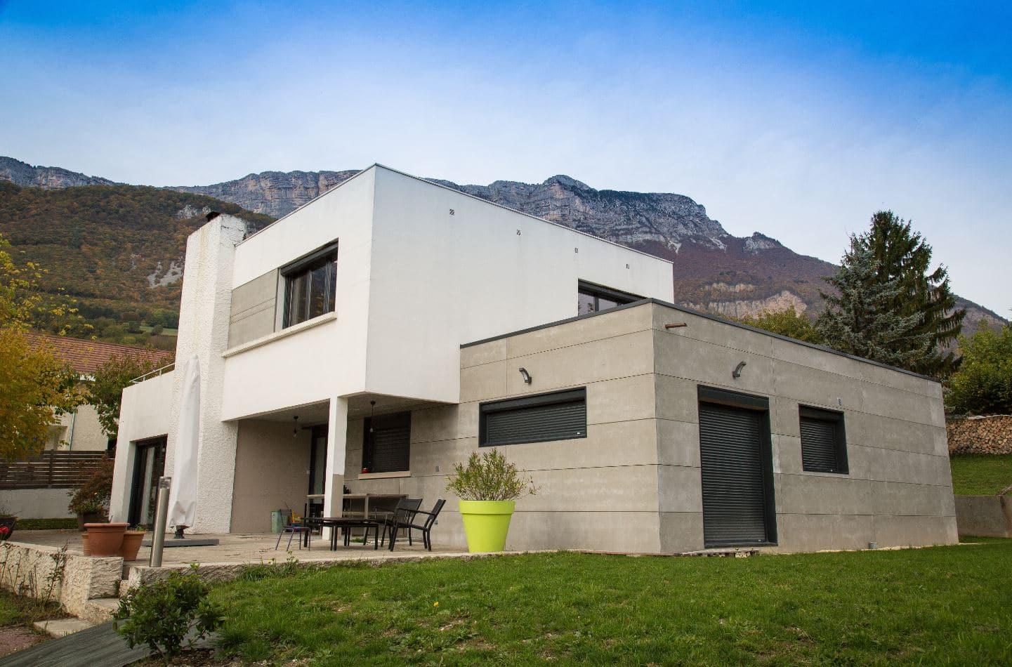 Devis Extension Maison  Grigny ▷ Agrandissement Bois, Acier, Parpaing