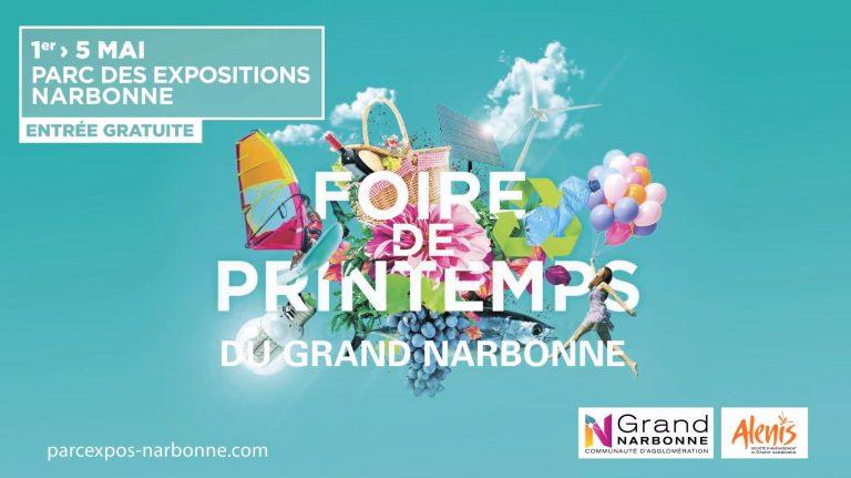 Rencontrez illiCO travaux à la Foire de Printemps du Grand Narbonne