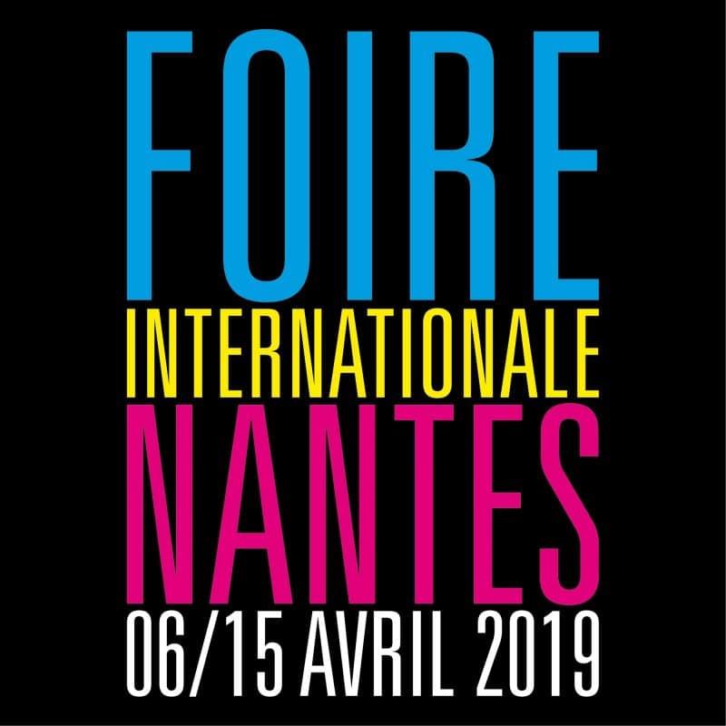 Foire Internationale de Nantes affiche