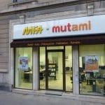 rénovation complète d'un local professionnel à Montpellier devanture de magasin
