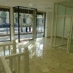 rénovation complète d'un local professionnel à Montpellier intérieur