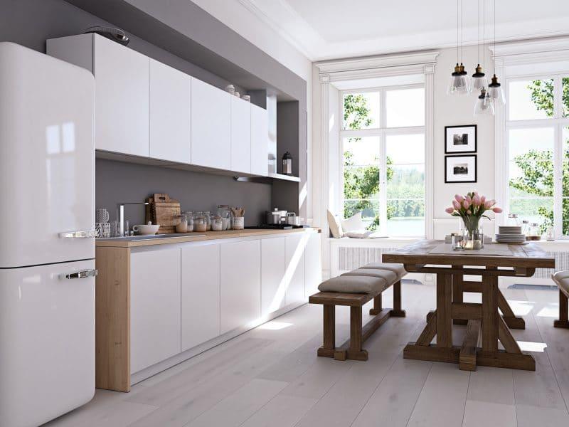 rénover une cuisine dans une maison