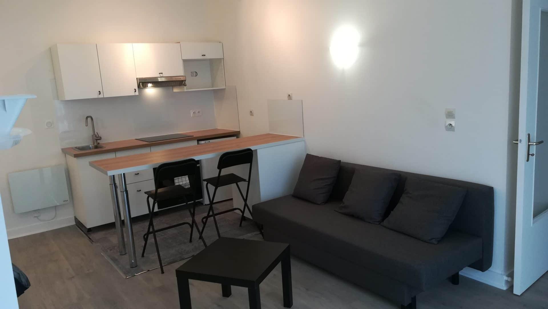 Rénovation de cuisine à Lille (59)
